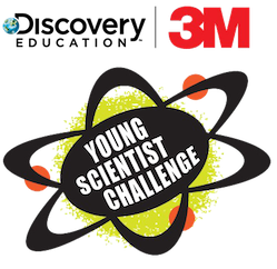 Young Scientist Challenge Logo